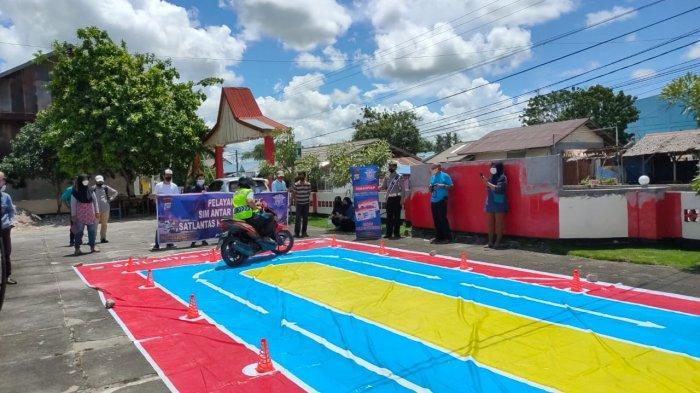 Warga Hinterland Karimun Lebih Mudah Urus SIM, Polres Luncurkan Program Simantap