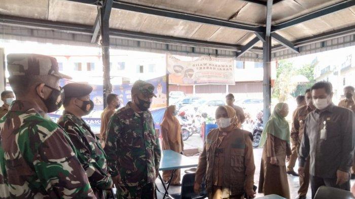 Foto Wali Kota Tanjungpinang Rahma saat memberi pengarahan