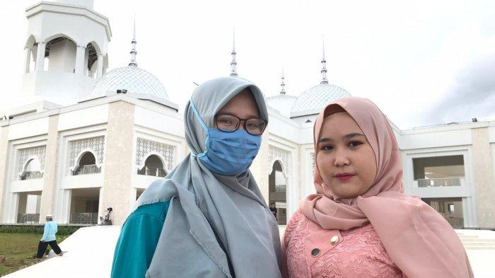 Idulfitri 1441 H Terasa Berbeda, Warga Dambakan Salat Berjamaah di Masjid Sultan Mahmud Riayat Syah