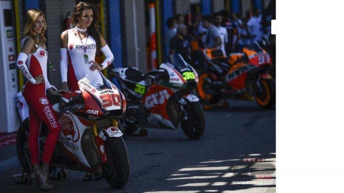 Live Streaming MotoGP Belanda 2019, Sirkuit Favorit Rossi. Marquez dan Alex Rins Pakai Chasis Baru
