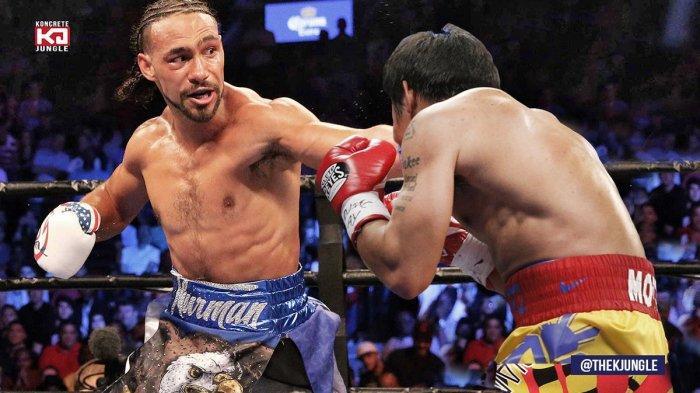 Jelang Tinju Dunia Manny Pacquiao vs Keith Thurman, Petinju Amir Khan Berharap Manny Pacquiao Menang