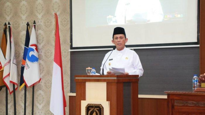 Gubernur Kepri, Ansar Ahmad : Majukan Anambas, Sejahterakan Masyarakatnya