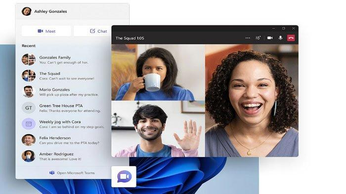 Microsoft resmi meluncurkan Windows 11, sistem operasi teranyar penerus Windows 10.