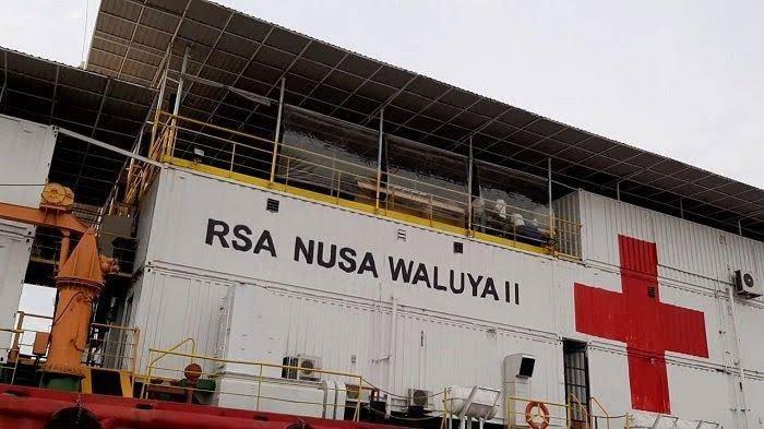 Rumah Sakit Apung Nusa Waluya II Bakal Beroperasi Selama Tiga Bulan di Kepri