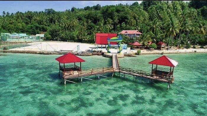 Wisata Anambas - Pulau Pangeran Masuk Desa Kreatif di Indonesia