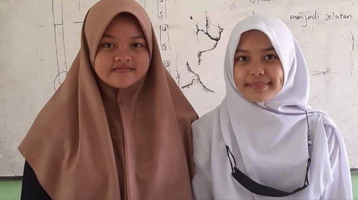 Dua Siswi MTsN Lingga Lolos 50 Besar Ajang MYRES 2021 Tingkat Nasional