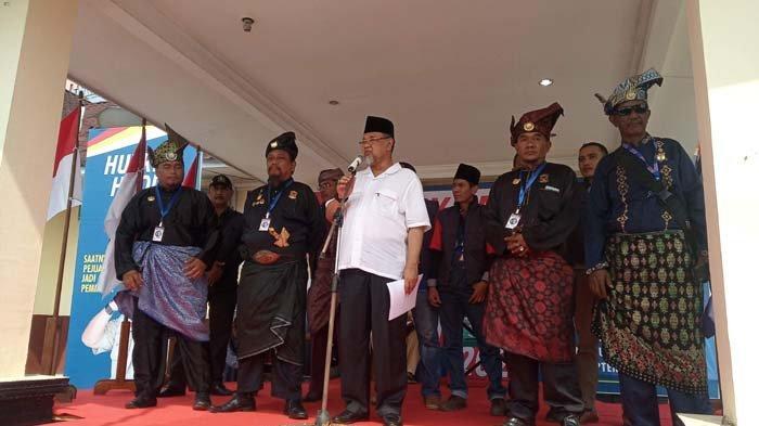 Huzrin Hood Incar Pemilih Nurdin Basirun, Bertarung dengan Rudi & Soerya Respationo di Pilgub Kepri