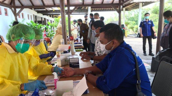 Sejumlah Menteri RI Gelar Rakorpim di Laguna Bintan, Tamu dan Awak Media Wajib Rapid Test