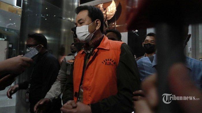 Reaksi Ketua Umum Golkar Airlangga Hartarto, Azis Syamsuddin Jadi Tersangka KPK