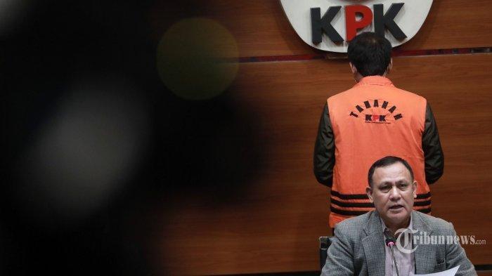 Drama Azis Syamsuddin Tersangka KPK saat Akan Diperiksa hingga Dijemput Paksa Petugas