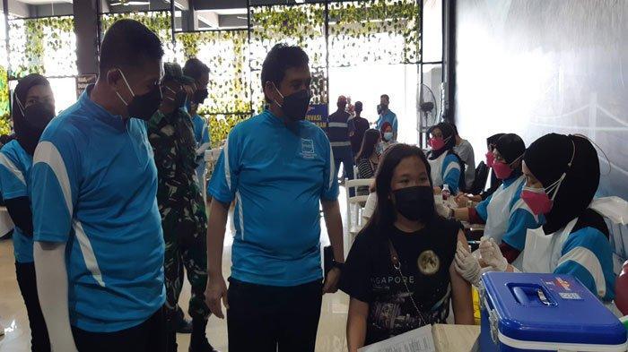 Capaian Vaksinasi Tembus 230 Ribu Dosis, Ketua DPN Apindo Apresiasi Apindo Kepri