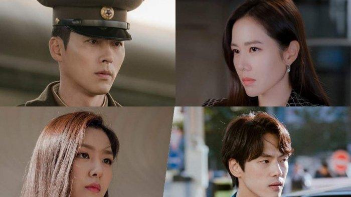 Sinopsis & Daftar Pemeran Utama Drama Korea Crash Landing on You, Drakor Baru Hyun Bin & Son Ye Jin