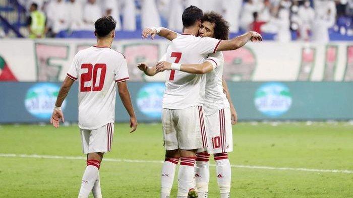 Hasil Kualifikasi Piala Dunia 2022 - Timnas Indonesia Tertinggal 0-2 dari UEA di Babak Pertama