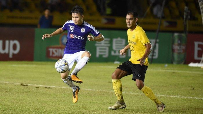 Taklukkan Ceres Negros, Hanoi FC Melaju Final Piala AFC 2019 Zona ASEAN Setelah Unggul Agregat 3-2