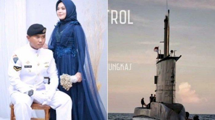 Serda Ede Pandu Yudha Awak Kapal Selam KRI Nanggala-402 yang tenggelam, baru nikah 2 bulan