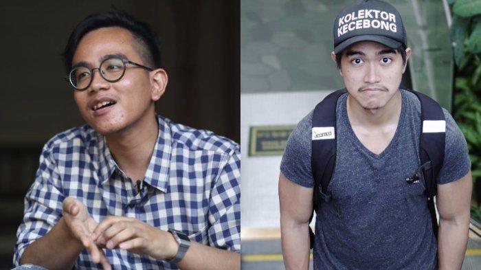 Beda Gaya Pacaran Gibran Rakabuming dan Kaesang Pangarep, Putra Jokowi Ini Disebut Buncin