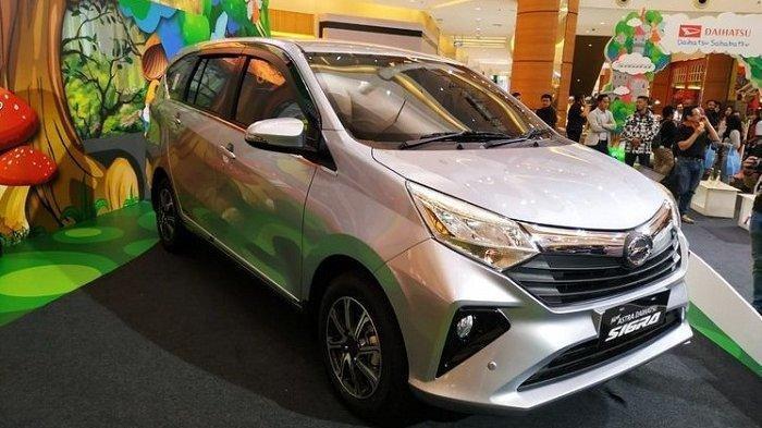 Ramah Kantong, Harga Mobil Bekas Daihatsu Sigra Termurah.Rp 70 Juta