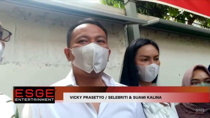 Hakim Vonis Vicky Prasetyo 4 Bulan Penjara atas Kasus Pencemaran Nama Baik, Kalina Ocktaranny Nangis