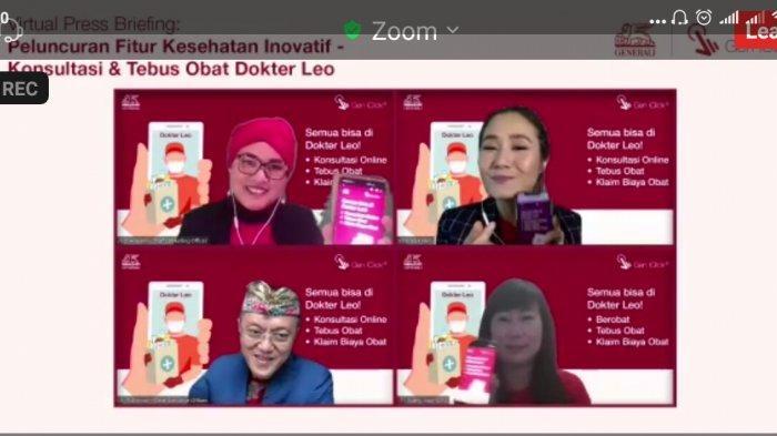 Generali Indonesia Luncurkan Fitur Tebus Obat Resep di Dokter Leo, Gratis Ongkir Se-Indonesia