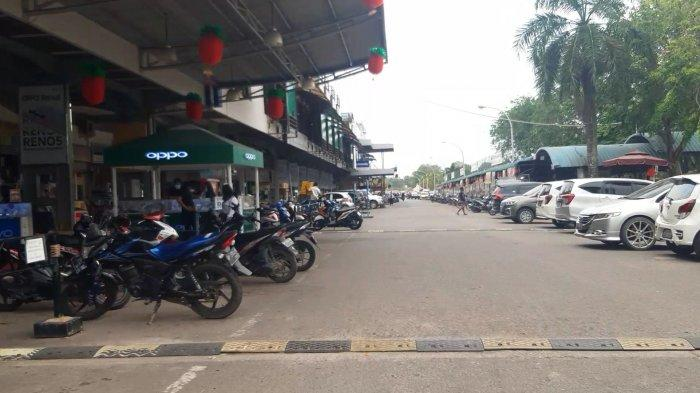 Jelang Lebaran, Warga Pulau Pesisir Batam Serbu SP Plaza