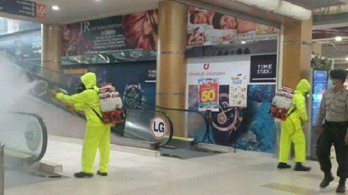 Dihantam Corona, Pengunjung Nagoya Hill Mall Batam Terjun Bebas, Ini Langkah Antisipasi Pihak Mal