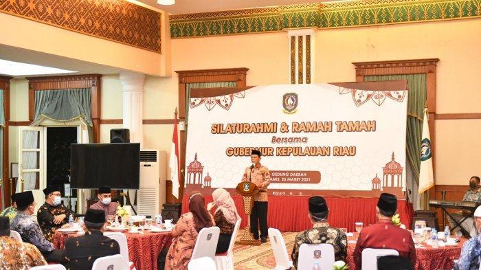 Ansar Ahmad Gelar Silaturahmi untuk Kepri yang Aman, Singgung Soal Jembatan Batam Bintan