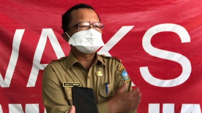 Kepala Dinas Kesehatan (Dinkes) Bintan, dr Gama AF Isnaeni