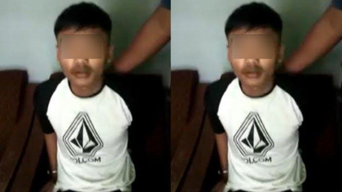 Pemuda Pasuruan Aniaya Sang Tunangan, Video Penganiayaan Viral di Media Sosial