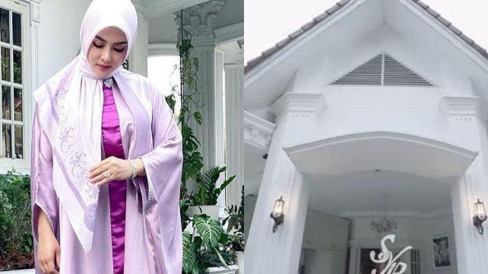 Bak Langit dan Bumi dari Huniannya di Bogor, Begini Megahnya Rumah Artis Syahrini di Jakarta