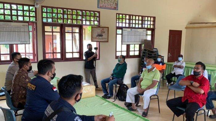 Desa Batu Kacang Dijadikan Kampung Tangguh Bebas Narkoba di Lingga