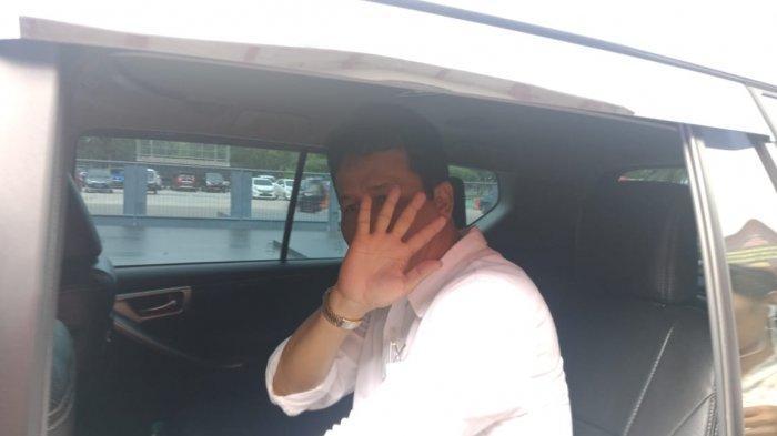 Wali Kota Batam Rudi Balik Badan saat Ditanya  Ex-Officio Kepala BP Batam