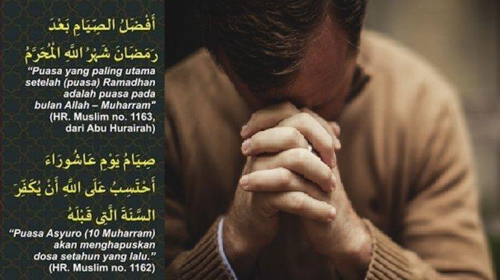 Inilah 3 Puasa Dianjurkan Menyambut Tahun Baru Islam 1 Muharram 1441 H, Termasuk Niat & Keutamaannya