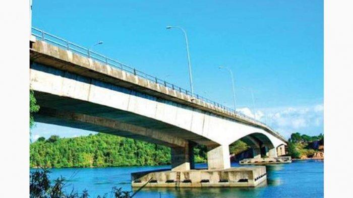 Fakta Jembatan Nara Singa II Batam