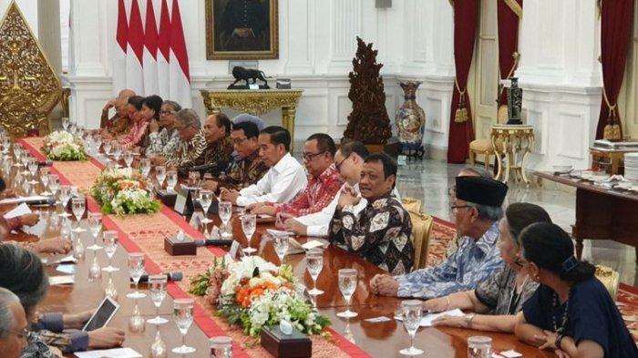 Presiden Jokowi Melunak, Petimbangkan Terbitkan Perppu UU KPK yang Direvisi