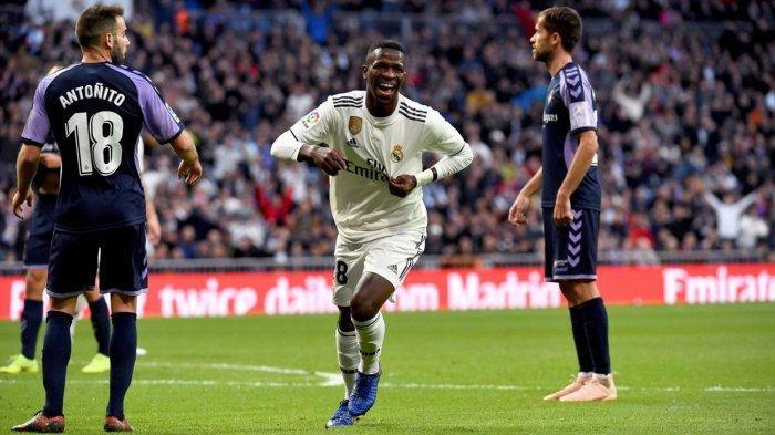 Hasil Akhir Real Madrid vs Osasuna, Los Galacticos Raih Tiga Poin di Kandang