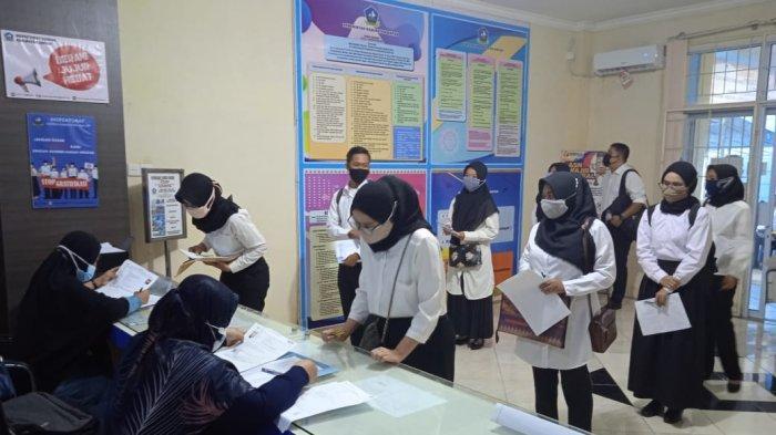25 Pelamar CPNS Bintan Gugur Sebelum Ikuti Tes SKD, Kebanyakan Terganjal Tes PCR