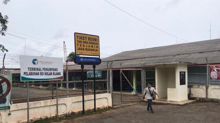 Kapal PELNI Berlayar Lagi dari Pelabuhan Sri Bayintan Kijang, KM Umsini Masuk 6 Oktober
