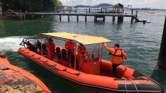 KECELAKAAN DI BATAM - Kapal Kargo Tabrak Kapal Nelayan di Nongsa, 2 Orang Hilang
