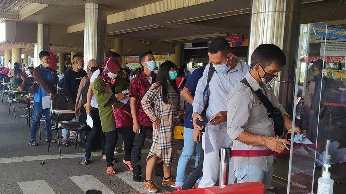 Tiga Calon Penumpang di Bandara Hang Nadim Positif Corona Usai Rapid Test Antigen