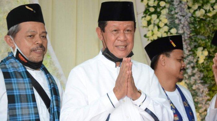 Mantan Gubernur Kepulauan Riau (Kepri) Isdianto