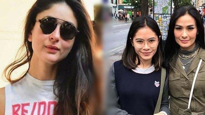 Bandingkan Orang India dan Orang Korea, Anak Iis Dahlia Ditegur Fans Kareena Kapoor