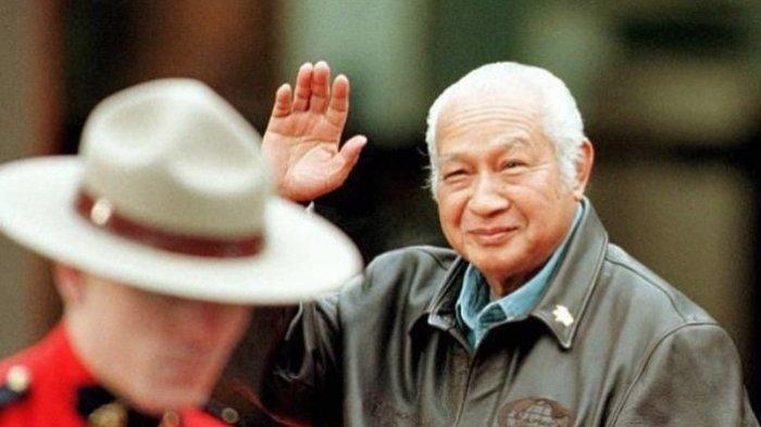 Tahun 1995, Presiden Soeharto Pernah Ramalkan Nasib Indonesia di Tahun 2020, Kini Terbukti!