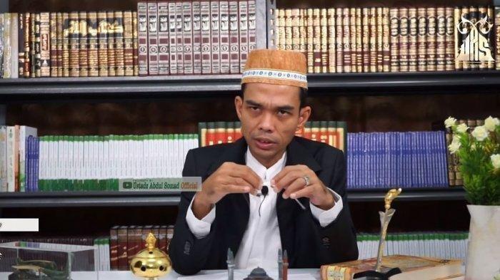 Ustaz Abdul Somad Ungkap Hukum Merayakan Tahun Baru bagi Umat Islam, Bolehkah?