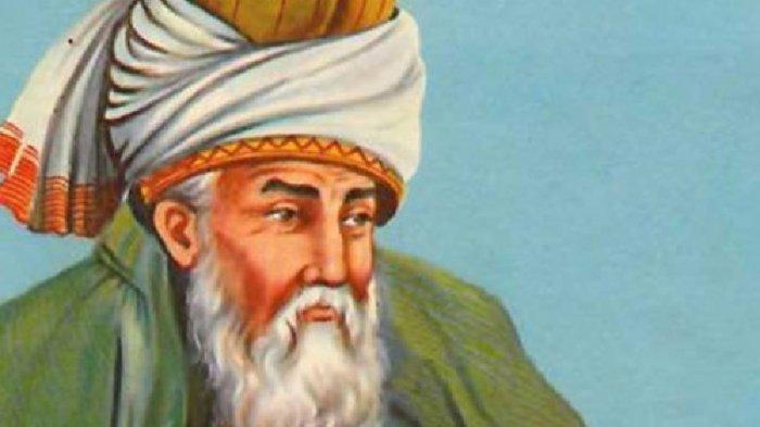 Siapa Sebenarnya Jalaluddin Rumi, Waktu Bocah Pernah Diramal Kelak Terkenal Sebagai Mistikus Cinta