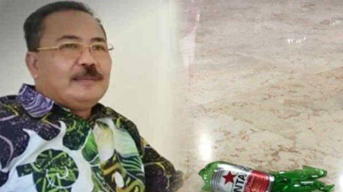 Ngutang Rp 6 Miliar untuk Pilkada, Bupati Didatangi Anggota Dewan Berujung Pelemparan Botol Bir