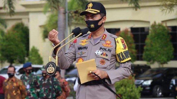 Jenderal Terbaik Rekan Kapolri Sigit yang Kini Dimutasi Itu Bernama Wahyu Widada