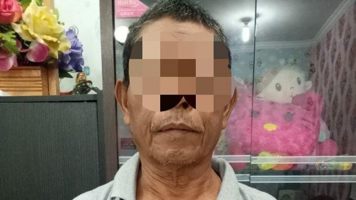 Kakek 67 Tahun Pensiunan Karyawan BUMN Ditangkap Polisi