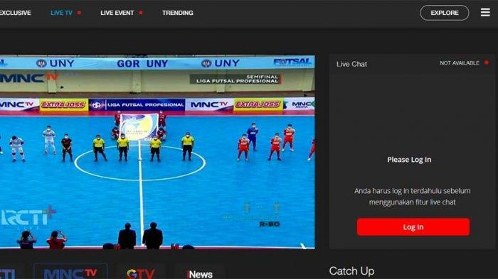 Gratis Live Streaming Futsal Hari Ini Black Steel Manokwari vs Bintang Timur Surabaya PFL 2020