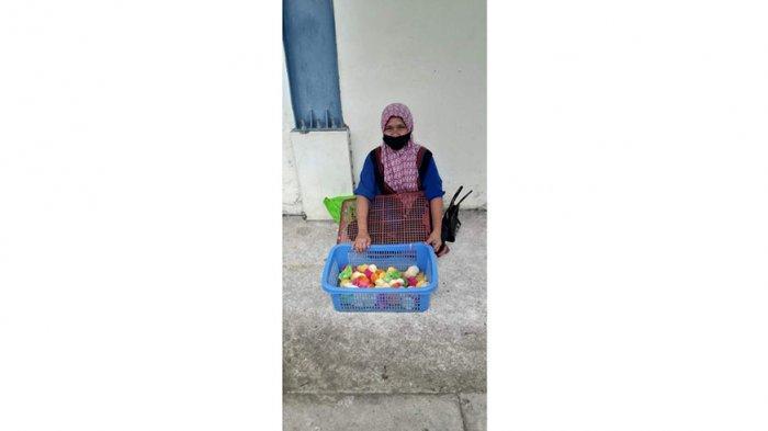 Dulu Jadi Koki di Restoran Malaysia, Megawati Kini Beralih Profesi Jadi Pedagang
