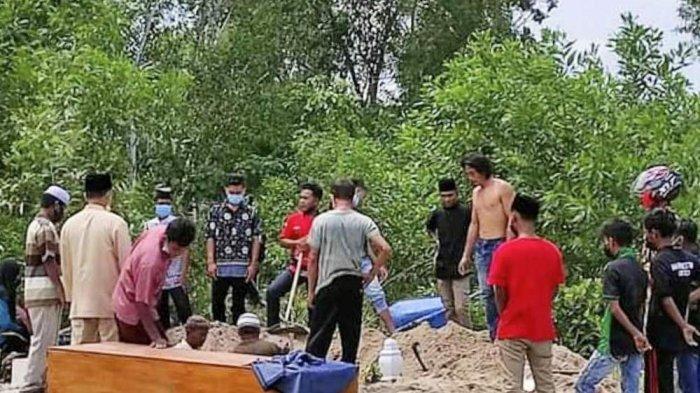 SEORANG Lansia di Dabo Lingga Meninggal Dunia Akibat Covid-19, Total Sudah 4 Orang Meninggal